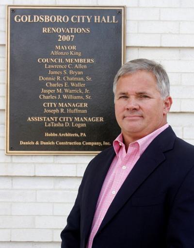 "Mayor Lawrence Cobin ""Chuck"" Allen"