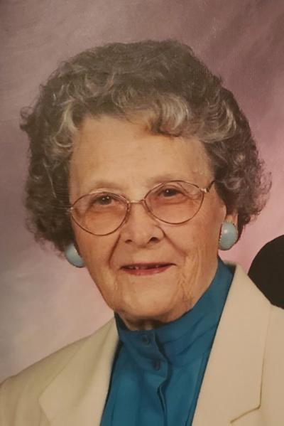 Mrs. Erma Mae Faulk Goodson