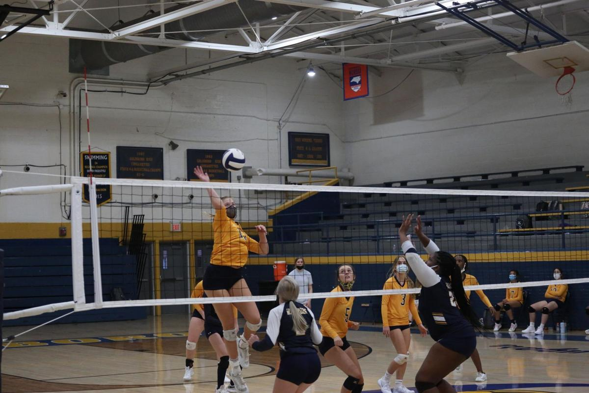 Goldsboro Volleyball 1
