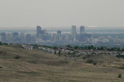Smoggy Denver