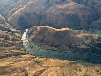 Oxbow Dam