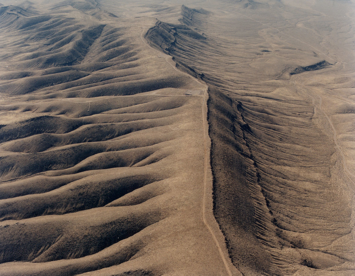 Yucca Mountain Pot0207