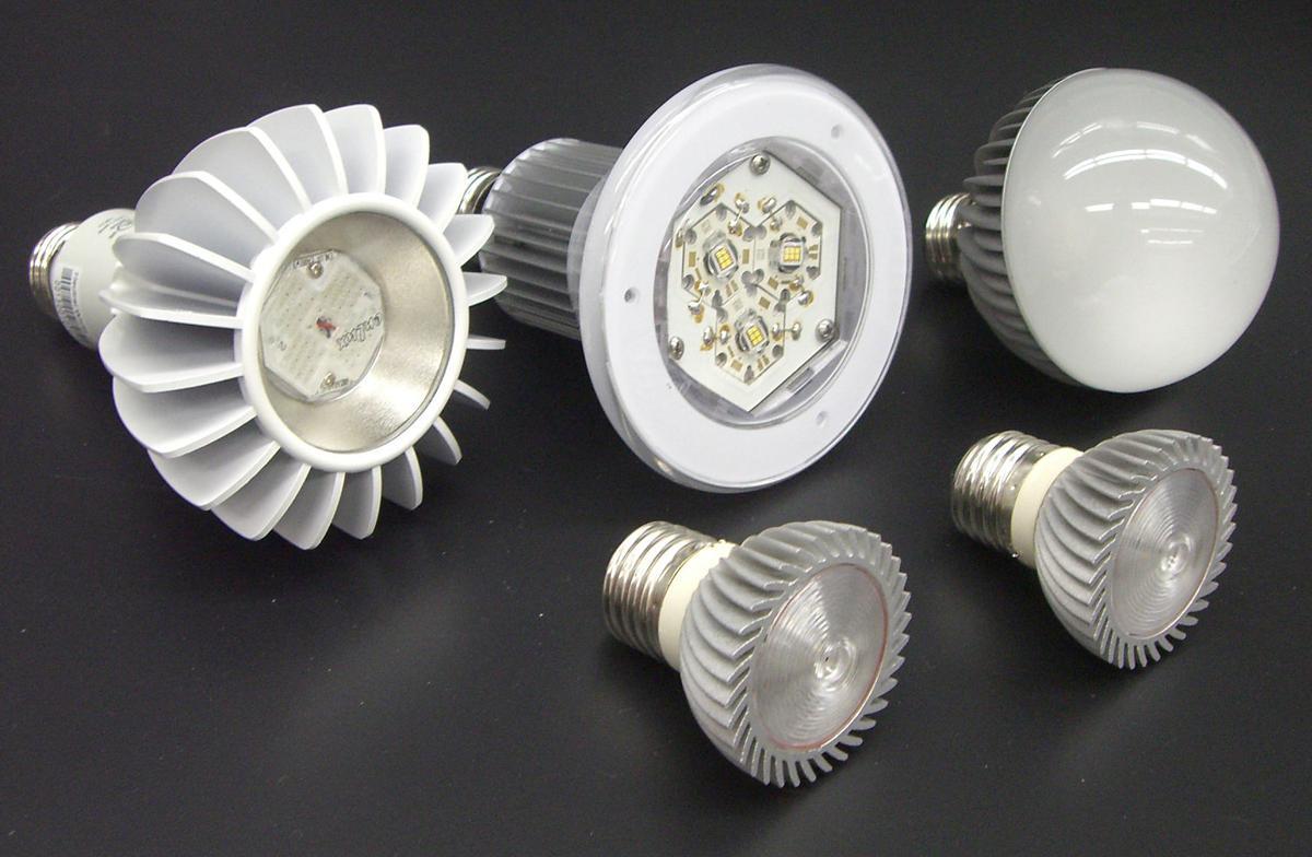 LEDs Pot1018