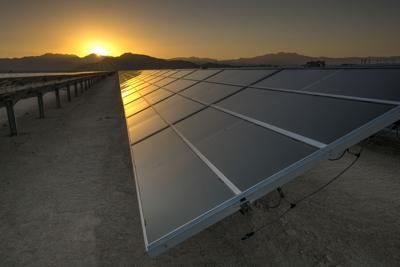 Solar Panels BL 0212