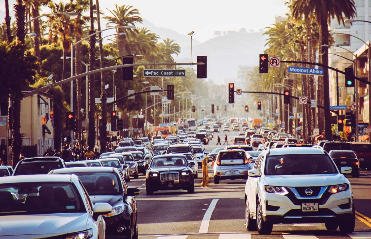 LA Traffic Pot0117