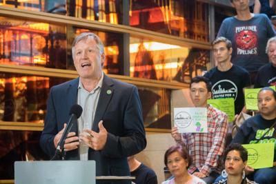 Seattle City Councilman Mike O'Brien