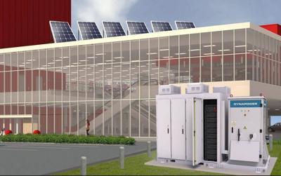 Dynapower Storage