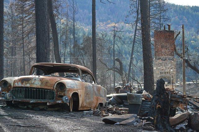 Wildfire Car