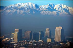 Utah Smog