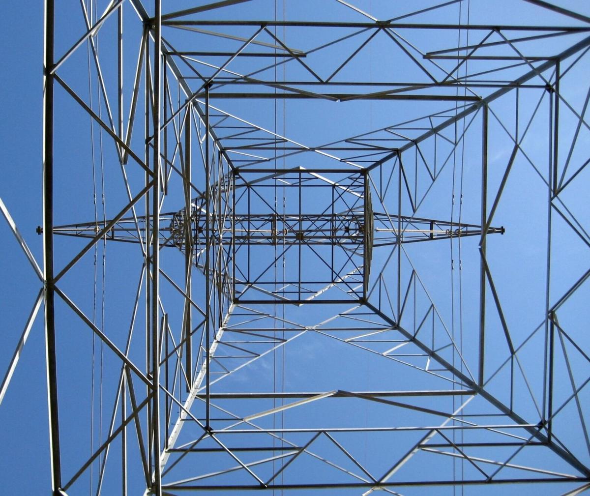 Pylon From Below
