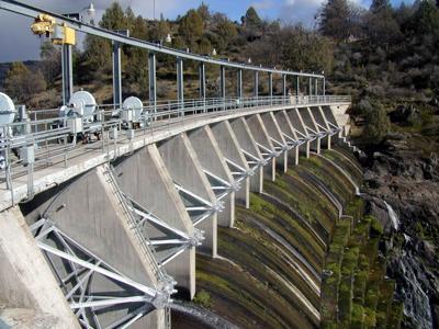 Copco No. 1 Dam