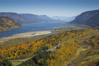 Columbia River Gorge 2