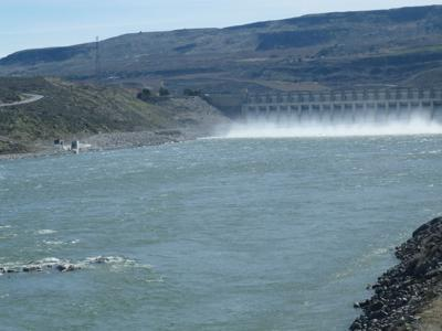 Chief Joseph Dam