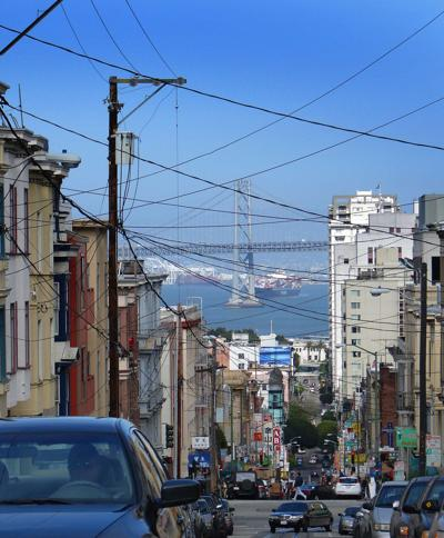 San Francisco Wires