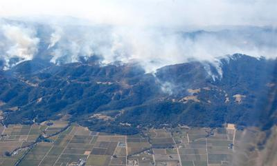 Foothills Fires