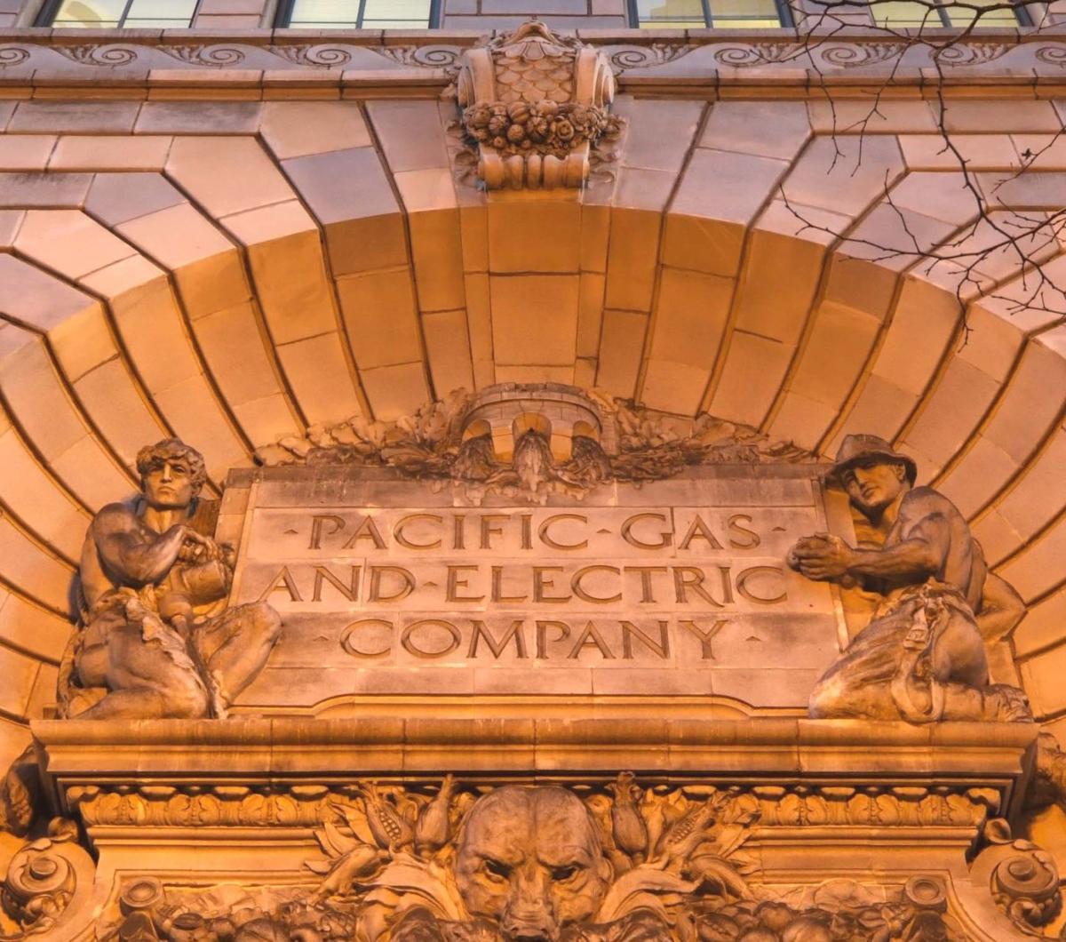 PG&E Facade