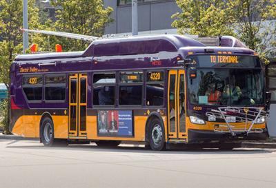ZEV Bus