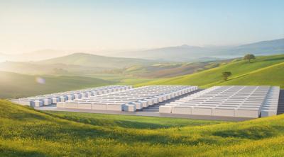 Tesla Megapack Utopia