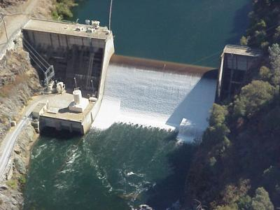 Chili Bar Dam