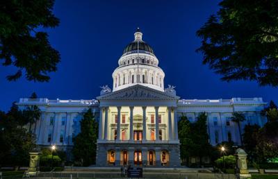 California Capitol 0423
