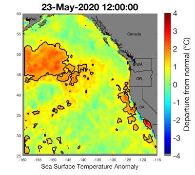 Heat Wave May 23