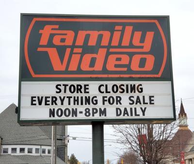 Family Video closing its doors