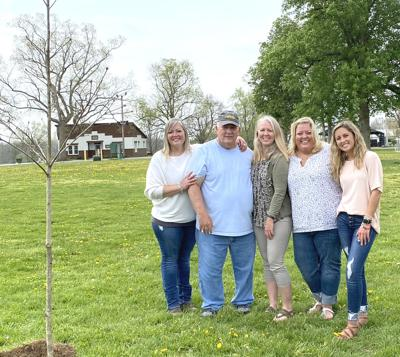 Linda Mason tree