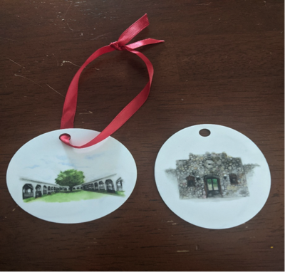 Free Fair Ornaments