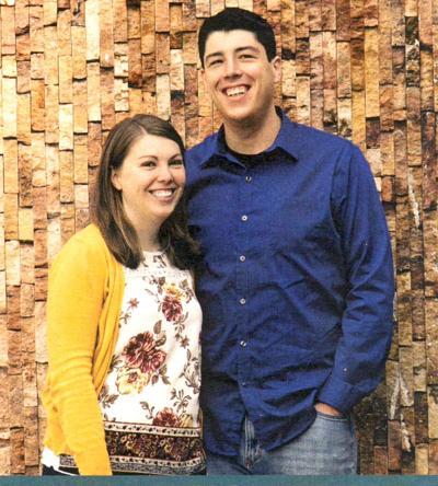 Jordan and Claire Steiner