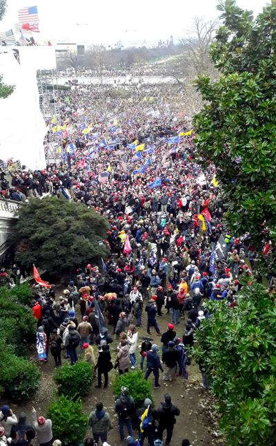 Washington D.C. rally
