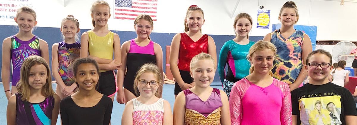 fourth, fifth and sixth grade gymnastics