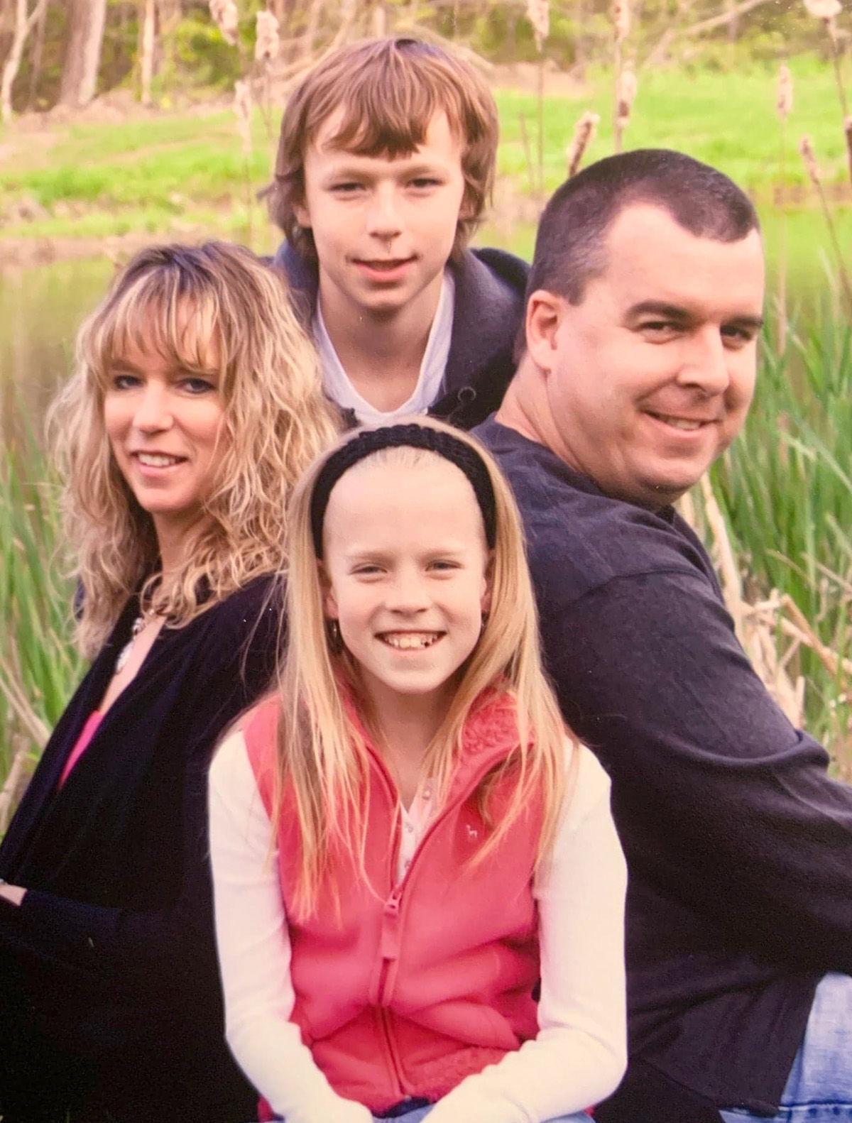 Trish Smith family