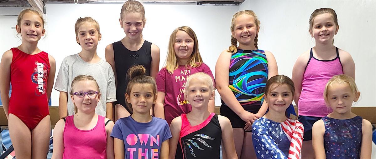 third and fourth grade gymnastics