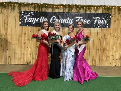 queen and court