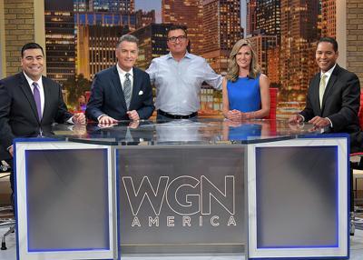 WGN News Nation team