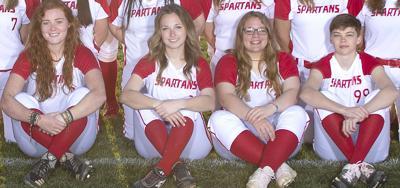 CHS Softball seniors
