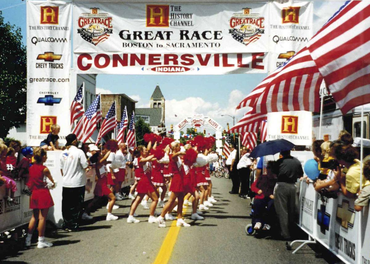 City welcomes the Great Race