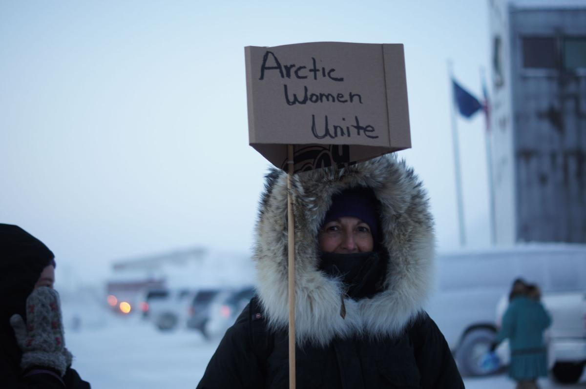 Women's March in Utqiagvik