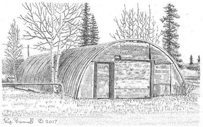 Military Surplus Quonset Huts For Sale >> Government Surplus Helped Build Alaska Sketches Of Alaska