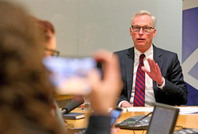 UA Budget Cuts