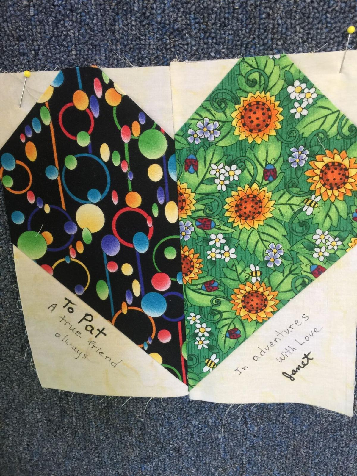 Personalize A Quilt Square
