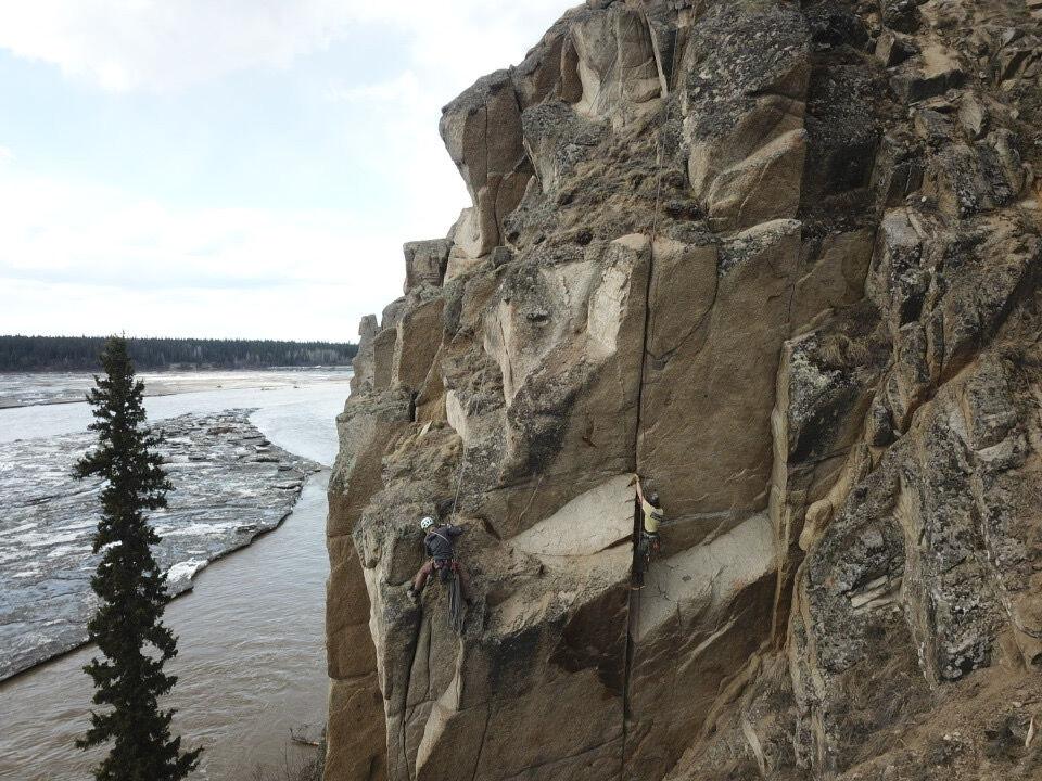 Our Town: Rock Climbing