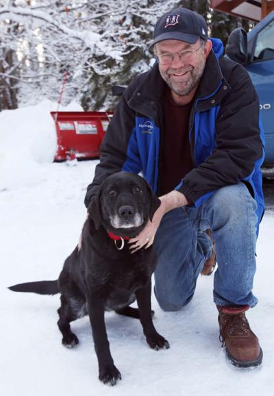 Blind Dog Survives Two Weeks In Cold