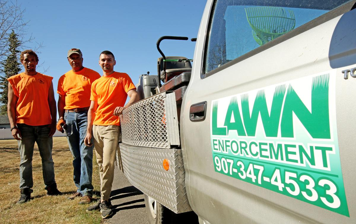 Business Spotlight: Lawn Enforcement