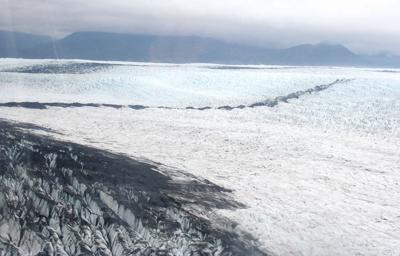 Colony Glacier