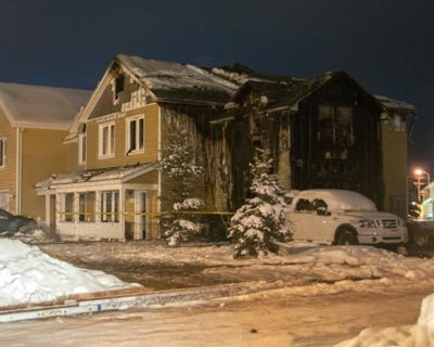 Fort Wainwright house fire