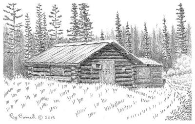 Alaska Road Commission (ARC) cabin