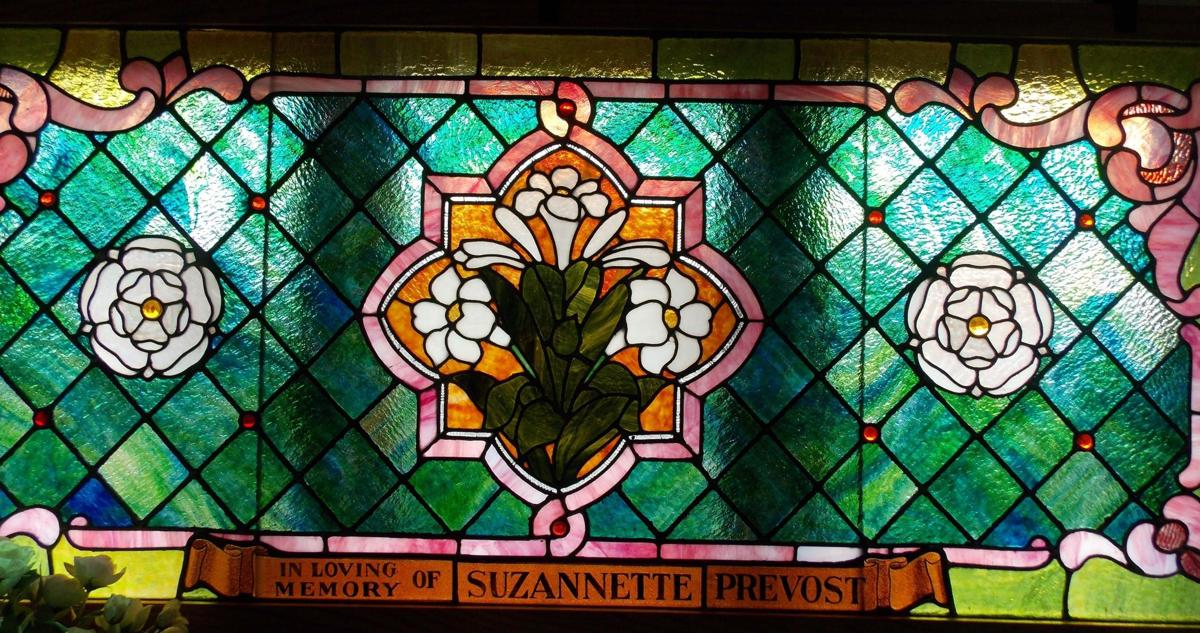 Stained glass renewed