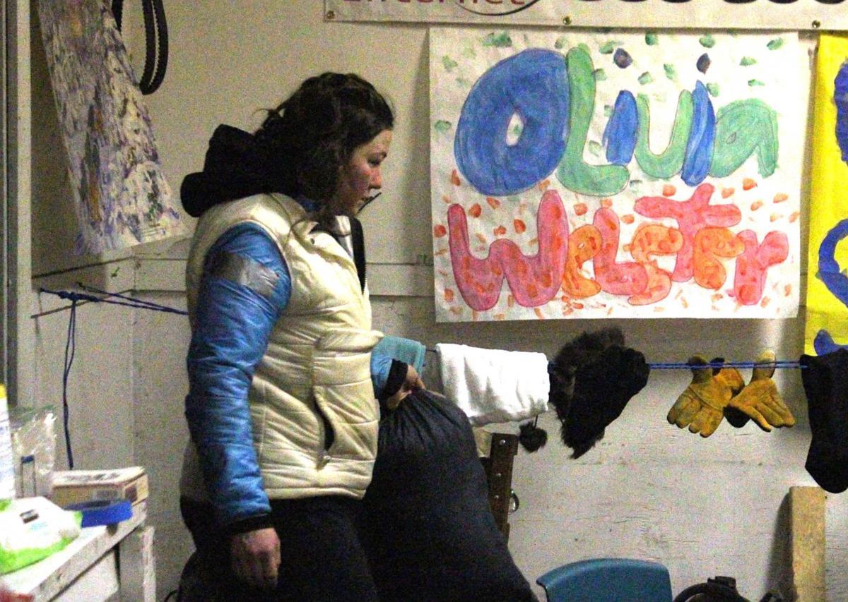 Yukon Quest 2020 - Olivia Webster Shank Neff