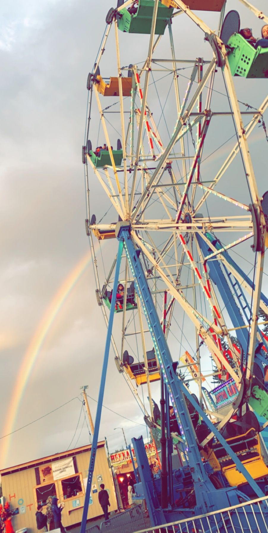 Chasing a pot of gold at the Tanana Valley State Fair